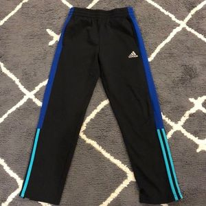 Boys Adidas Colorful Track Pants